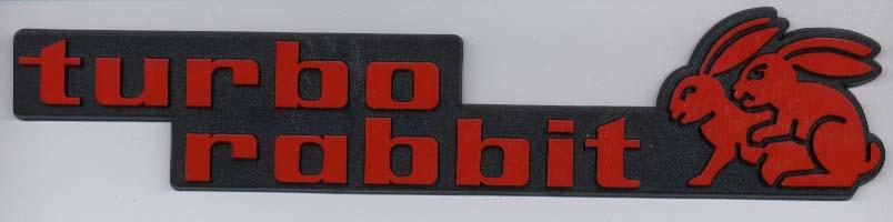 P3 Racing - Turbo Rabbit Red